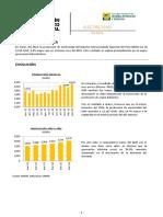 Boletin Estadistico Mensual Electricidad Abril 2016 SNMPE