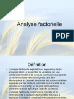 Analyse Factorielle (E08)