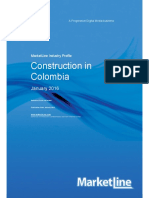 Industria Construcción en Colombia