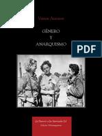 LIBRO VV.aa Género y Anarquismo