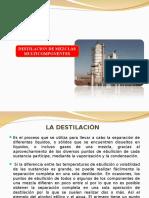 1. Destilación
