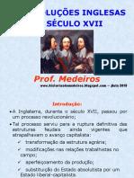 Asrevoluesinglesasdosculoxvii Prof 130928154628 Phpapp02