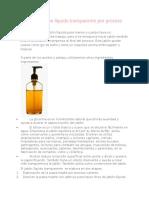 Receta de Jabón Líquido Transparente Por Proceso Caliente