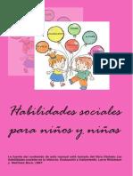 HHSS Para Niños y Niñas