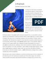 A Força Curativa Da Respiração – Despertar Coletivo