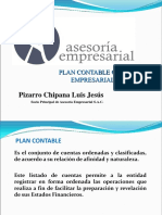 Plan Contable Empresarial