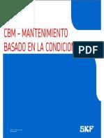 SKF - Mantenimiento Basado en La Condicion