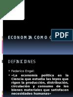 Economia Como Ciencia
