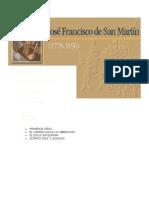 Biografia de San Martin