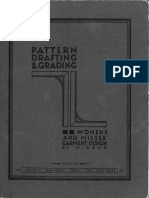 Patternmaking M.Rohr 1961