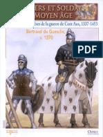 Osprey - Delprado - Chevaliers Et Soldats Du Moyen Age - 001 - Le - Rmees Francaises de La Guerre de Cent Ans, 1337 - 1453