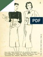 1939 A Pattern Drafting Book Box