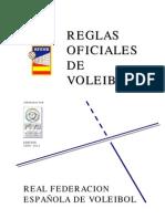 Reglamento de voleibol 2009-2012