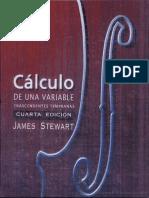 Calculo de Una Variable.