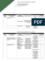 Sip Annex 5.1_planning Worksheet Access & Quality