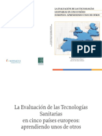 Evaluacion Tecnologias Sanitarias en Cinco Paises Europeos