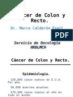 Oncología - Cáncer Colorectal