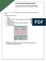 Transmissão via FTP