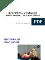 Swab, IVA, PAP Smear.pptx