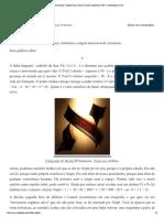 A Letra Aleph _Cabala Des Lettres_ Estudo Cabalística