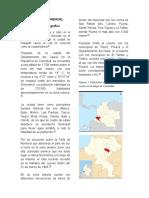 Información Popayán
