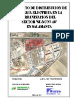Diseño y planos de red de distribucion