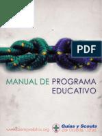 Manual de Programa
