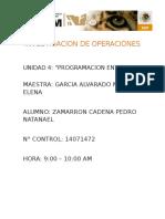 Inv Operaciones