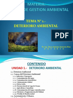A Unidad 1.- Deterioro Ambiental