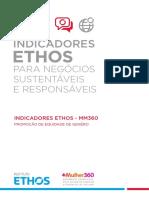 Indicadores Ethos MM360 Genero FINAL