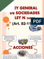 Diapositivas Ley de Sociedades