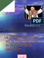 Enciclica Dios Es Amor