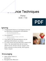 guidance techniques