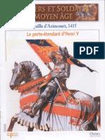 Osprey - Delprado - Chevaliers Et Soldats Du Moyen Age - 003 - Bataille D'Azincourt 1415