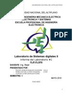 Sistemas Digitales -flipflops