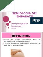 Semiologia Del Embarazo (1)