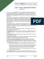 White Paper Asta Powerproject