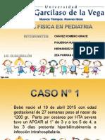 PEDIATRIA CASOS CLINICOS