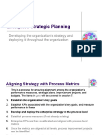 3-06 Enterprise Strategic Planning