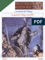 Osprey - Delprado - Chevaliers Et Soldats Du Moyen Age - 004 - Vikings Invasion 872