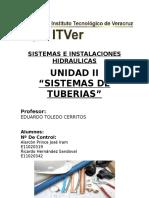 Unidad II Sistemas de Tuberias