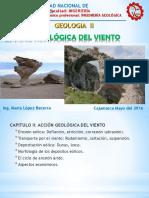 Cap II Acción Geológica Del Viento
