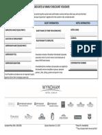 Employee Discount Voucher Form