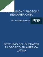 PRESENTACION FILOSOFIA LATINOAMERICANA