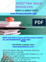 BSOP 330 ASSIST Peer Educator/ bsop330assist.com