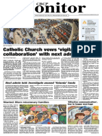 CBCP Monitor Vol. 20 No. 16