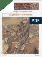 Osprey - Delprado - Chevaliers Et Soldats Du Moyen Age - 005 - La Conquete Normande de 1066