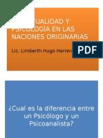 Presentacion Psicologia Naciones Originarias