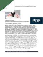 Matrimonio Homosexual, Fundamentación Débil Desde La Teología Relativista de Vattimo