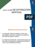 9.- Sistema de Extraccion Vertical